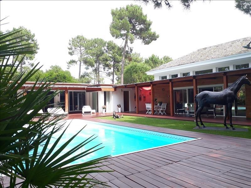 Vente de prestige maison / villa Lacanau ocean 1352000€ - Photo 2
