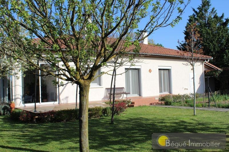 Vente maison / villa Pibrac 444 000€ - Photo 1