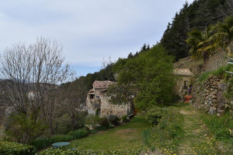 Sale house / villa Vals les bains 490000€ - Picture 12