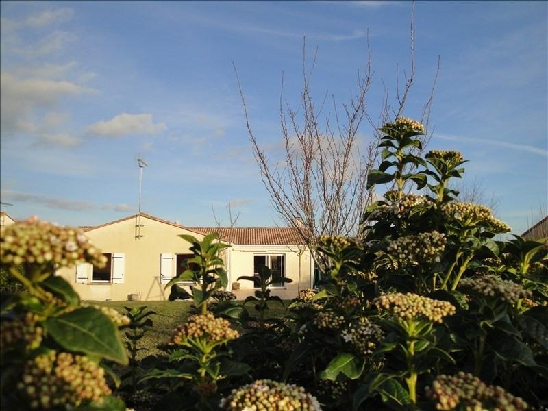 Vente maison / villa Mauze sur le mignon 157500€ - Photo 5