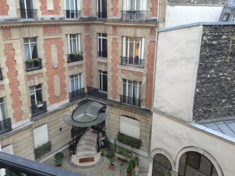 Rental apartment Paris 8ème 1270€ CC - Picture 13