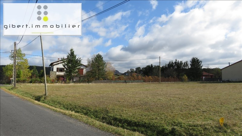 Vente terrain Coubon 47 800€ - Photo 2