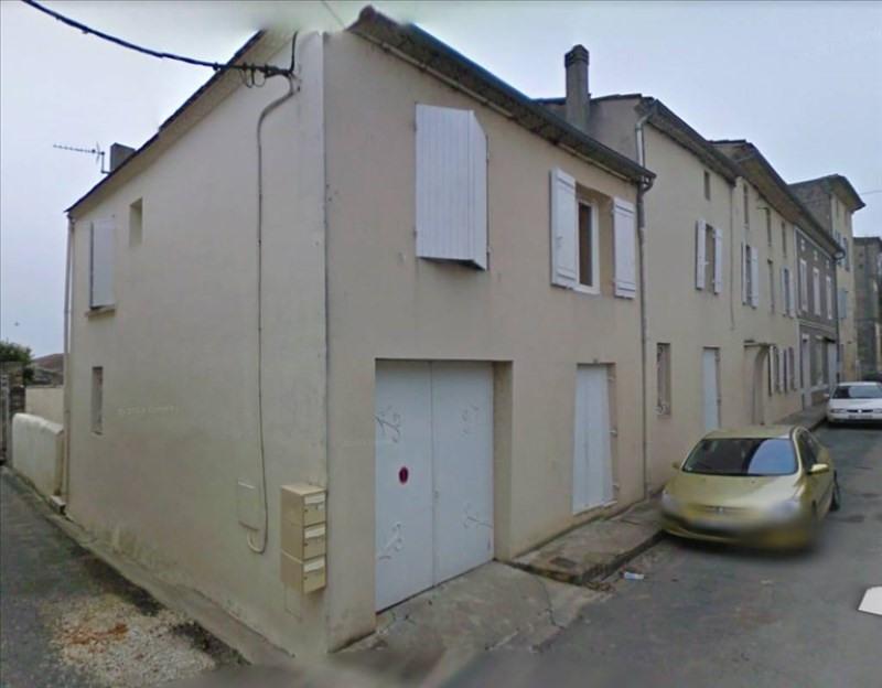 Produit d'investissement immeuble Villefranche de lonchat 263000€ - Photo 1