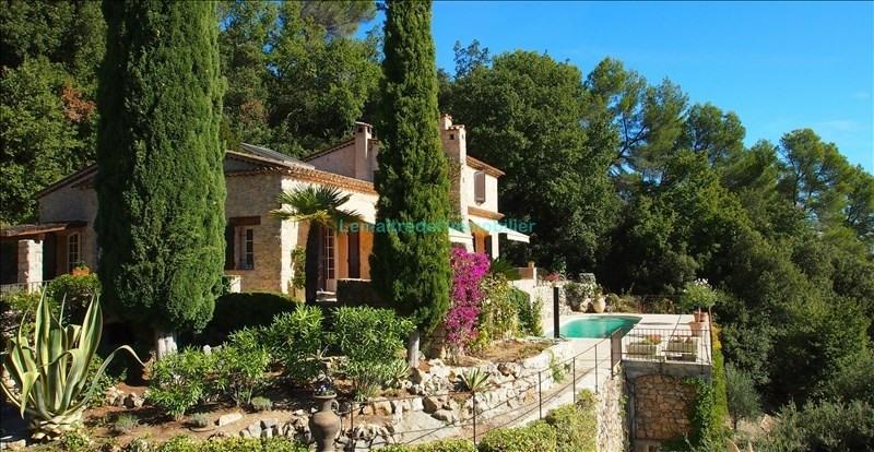 Vente de prestige maison / villa Le tignet 895000€ - Photo 17