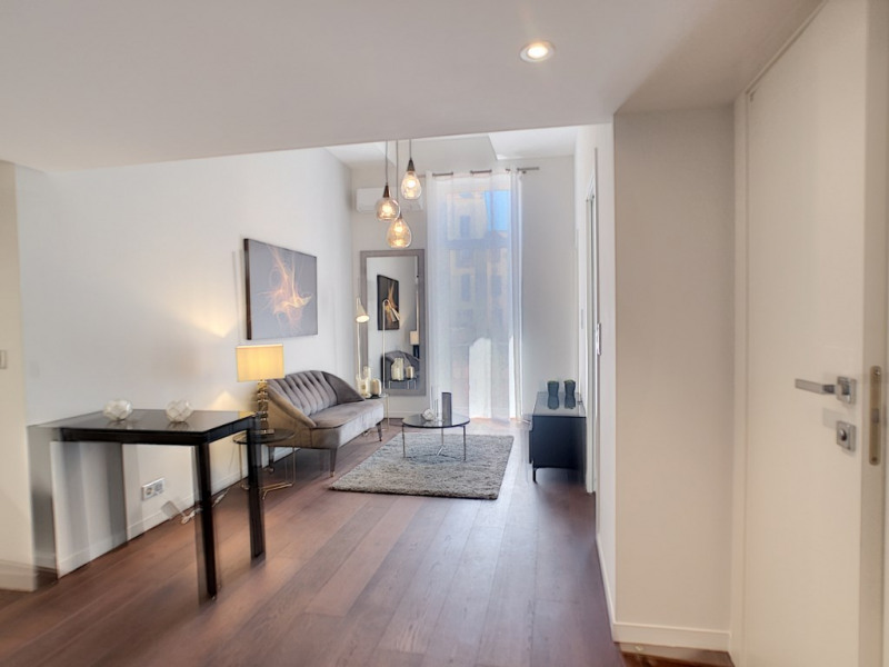 Vente appartement Nice 420000€ - Photo 1