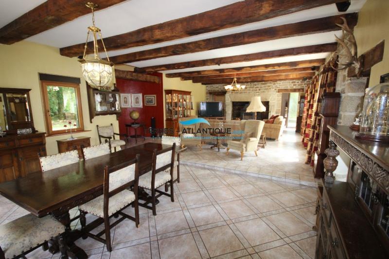 Deluxe sale house / villa Mellac 567000€ - Picture 6