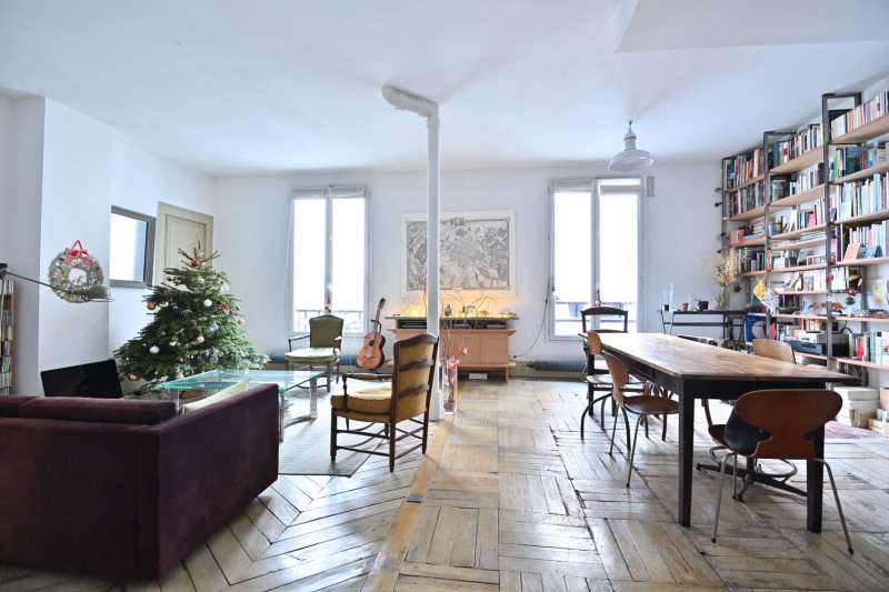Vente appartement Paris 10ème 940 000€ - Photo 12