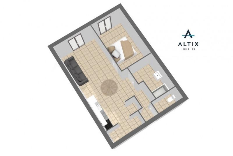 Sale apartment Saint sulpice et cameyrac 130000€ - Picture 4