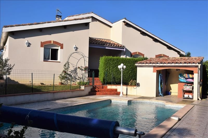 Vente maison / villa Dremil lafage 530000€ - Photo 2