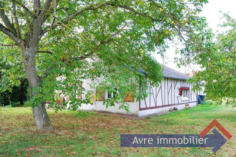Sale house / villa Verneuil d avre et d iton 124000€ - Picture 9
