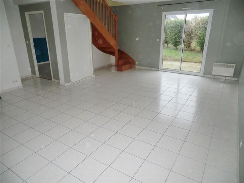 Sale house / villa Combourtille 156000€ - Picture 2