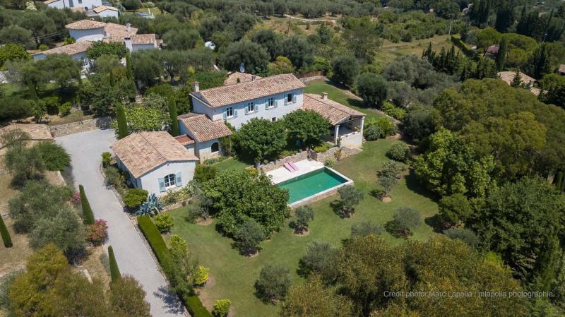 Verkoop van prestige  huis Valbonne 2400000€ - Foto 2
