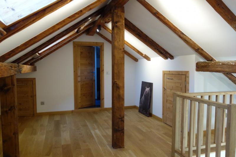 Vente de prestige maison / villa Chamonix mont blanc 995000€ - Photo 9