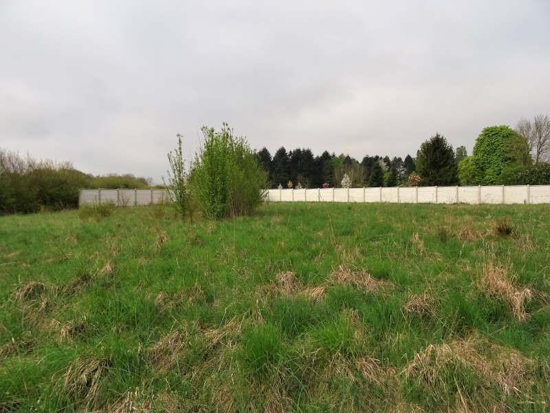 Revenda terreno Tilly 76000€ - Fotografia 1