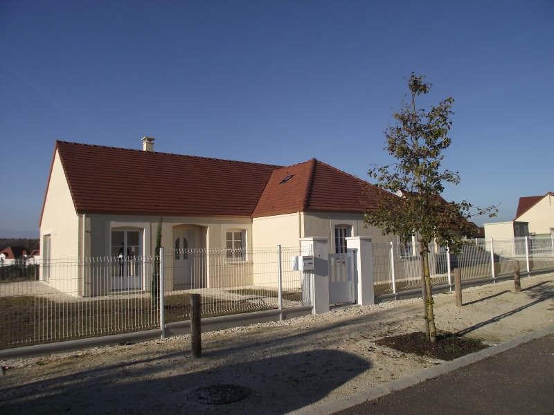 Location maison / villa Villefargeau 992€ CC - Photo 1