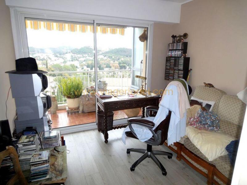 Verkoop  appartement Saint-raphaël 210000€ - Foto 4