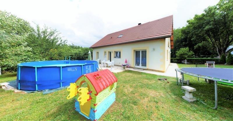 Sale house / villa Marchaux 259000€ - Picture 2