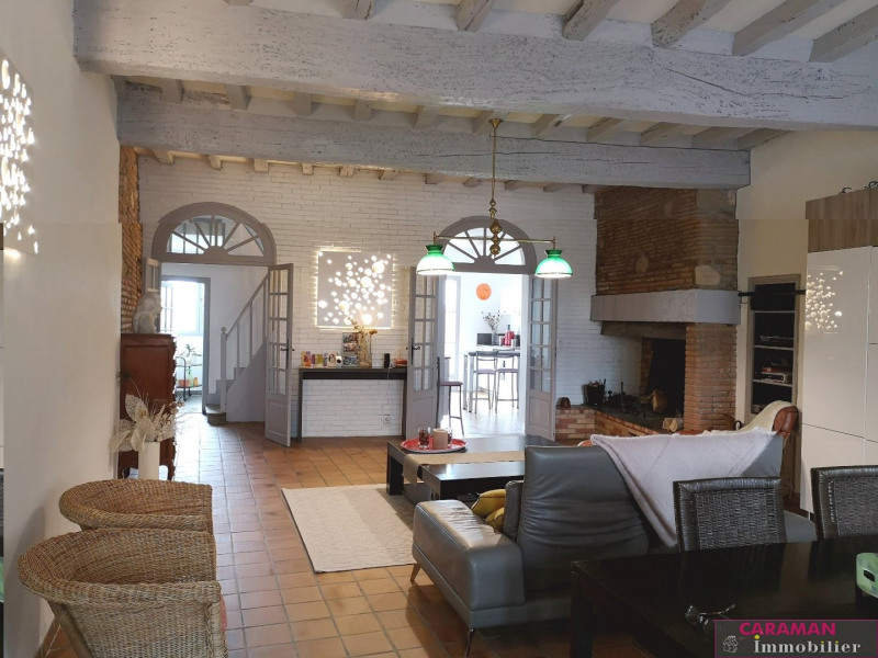 Vente maison / villa Caraman  secteur 275 000€ - Photo 1
