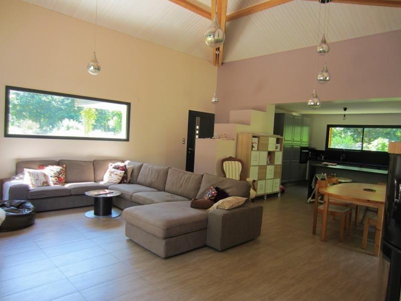 Sale house / villa Mios 428000€ - Picture 3