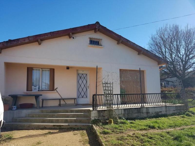 Vendita casa Montdragon 140000€ - Fotografia 1