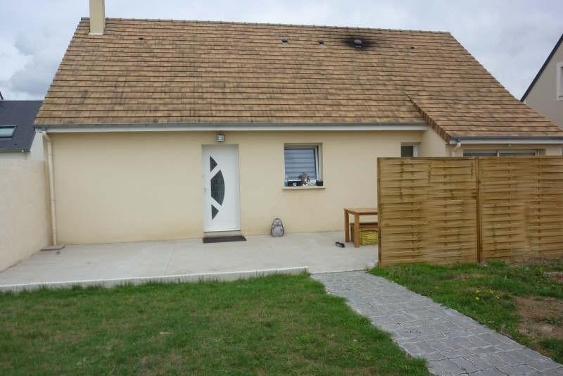 Vente maison / villa Bourguebus 196000€ - Photo 1