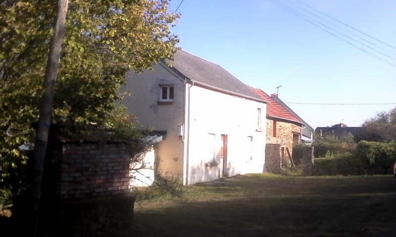Vente maison / villa Neuvy deux clochers 68000€ - Photo 2