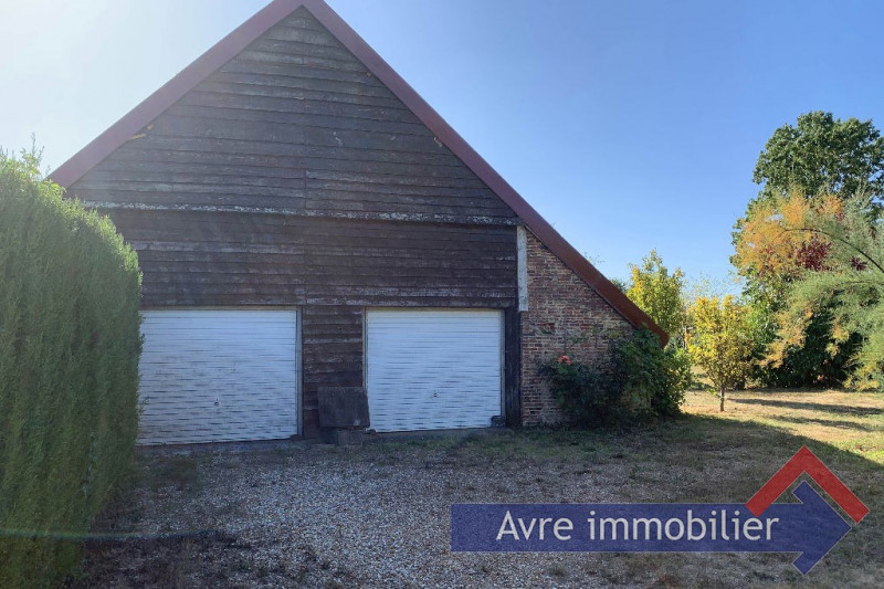 Vente maison / villa Verneuil d'avre et d'iton 123000€ - Photo 8