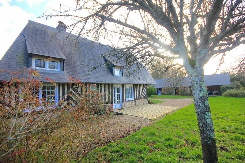 Vente maison / villa Bourgeauville 275000€ - Photo 1
