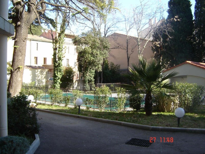 Sale apartment Le luc 89 000€ - Picture 3