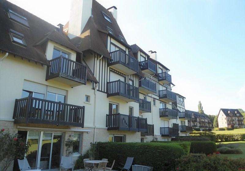 Verkoop  appartement Tourgeville 129600€ - Foto 5