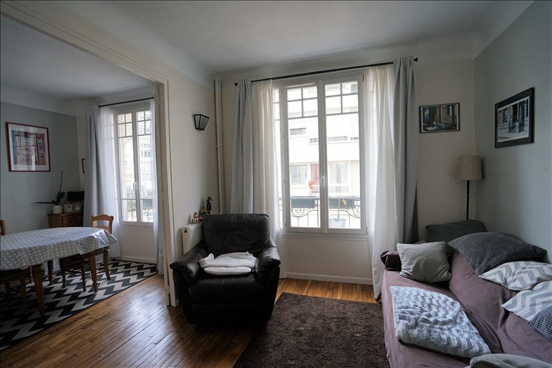 Venta  apartamento Asnieres sur seine 352000€ - Fotografía 1