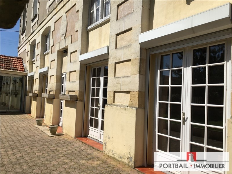 Sale building Blaye 347800€ - Picture 1