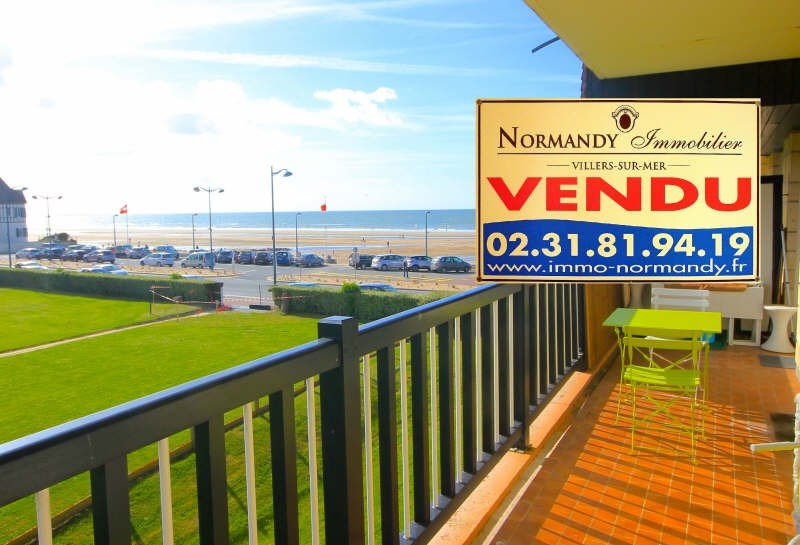 Sale apartment Villers sur mer 169 500€ - Picture 1