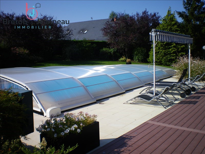 Sale house / villa St berthevin 364000€ - Picture 4