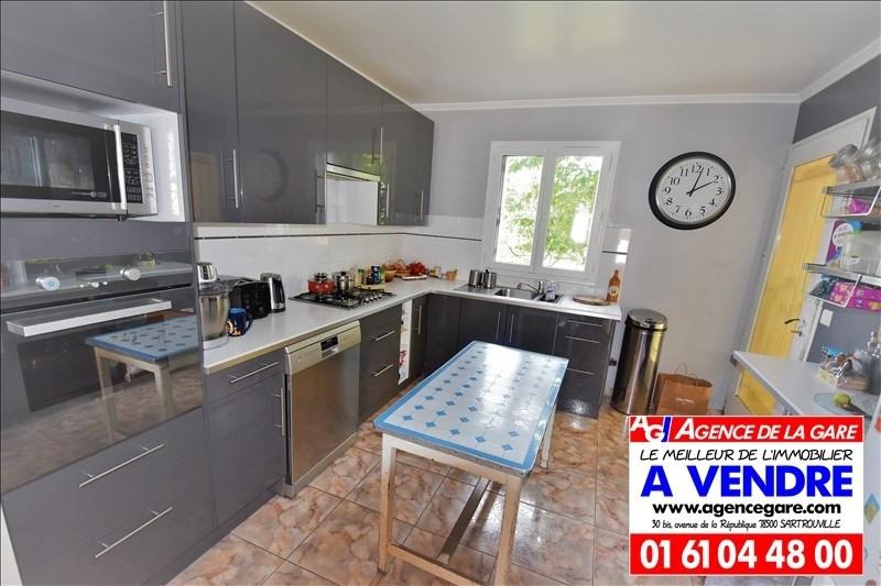Sale house / villa Sartrouville 417000€ - Picture 3