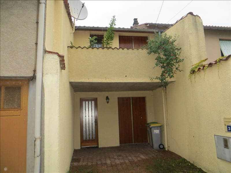 Rental house / villa Pont du chateau 450€ CC - Picture 1