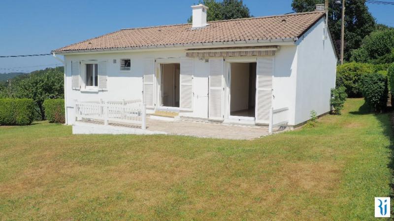 Vente maison / villa Notre dame de bondeville 194000€ - Photo 1
