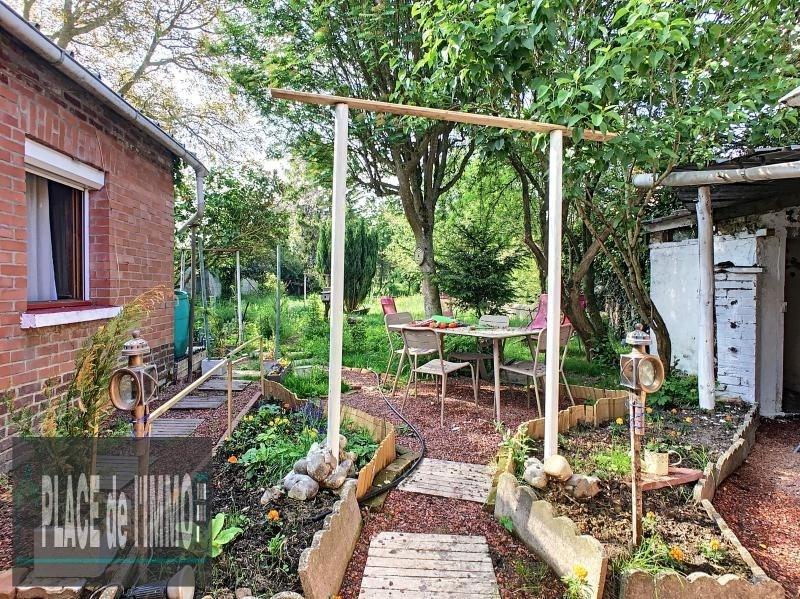 Vente maison / villa Oisemont 137000€ - Photo 10