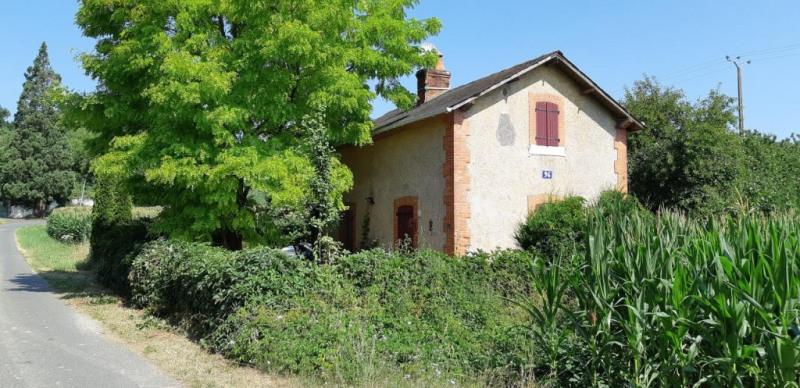 Rental house / villa Savigny sur braye 455€ CC - Picture 1