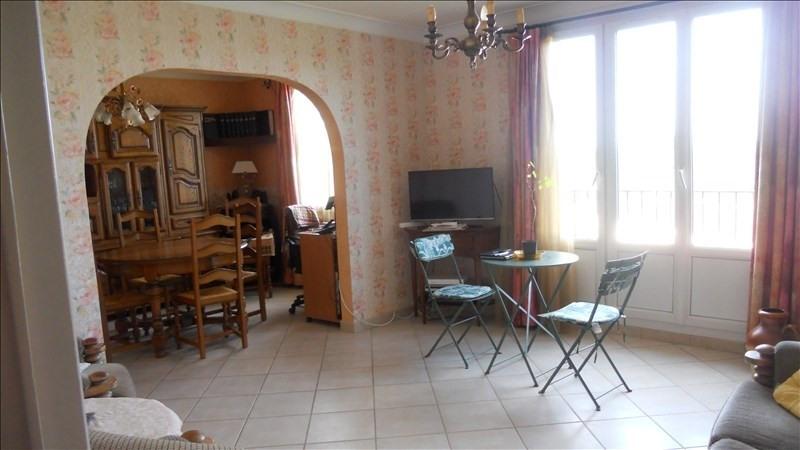 Vente appartement Tours 148400€ - Photo 1