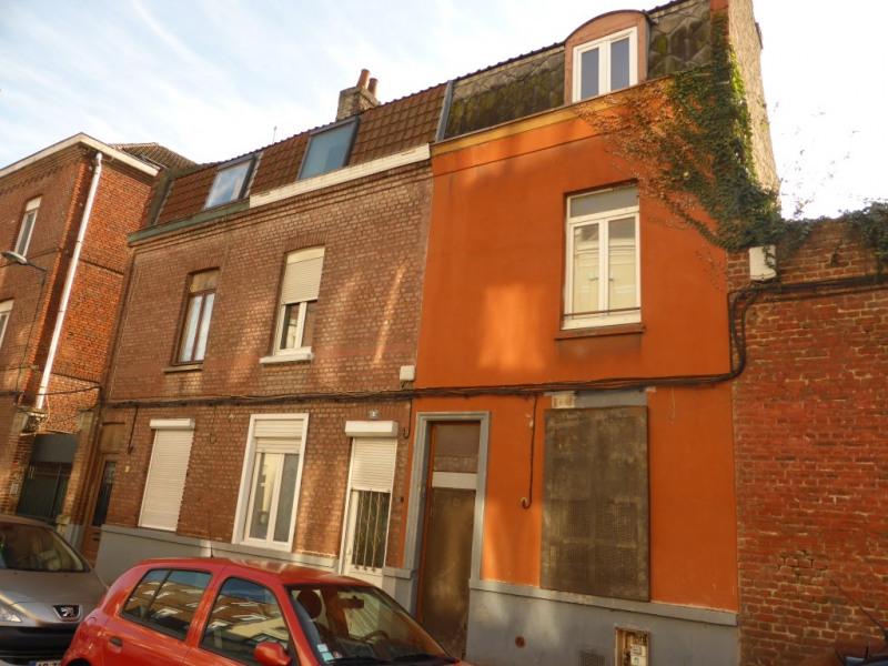 Vente maison / villa Lille 99000€ - Photo 1