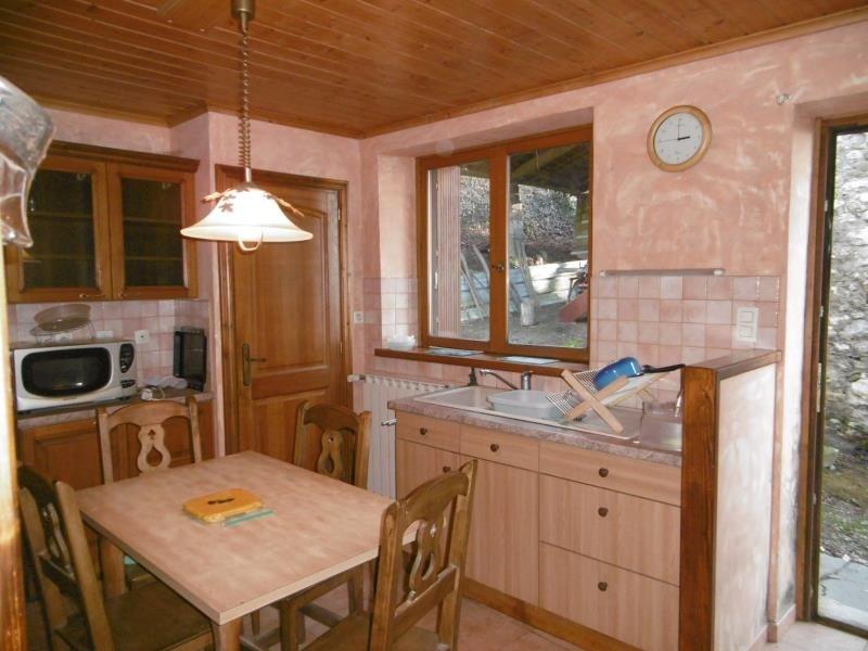 Sale house / villa Ruffieux 140000€ - Picture 2