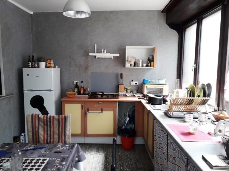 Sale house / villa St georges de reintembault 83400€ - Picture 2