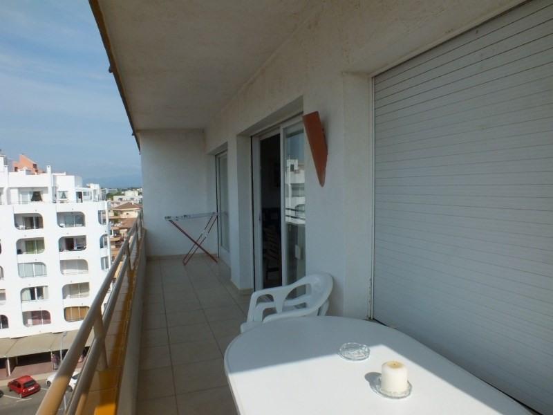 Alquiler vacaciones  apartamento Roses santa-margarita 256€ - Fotografía 5