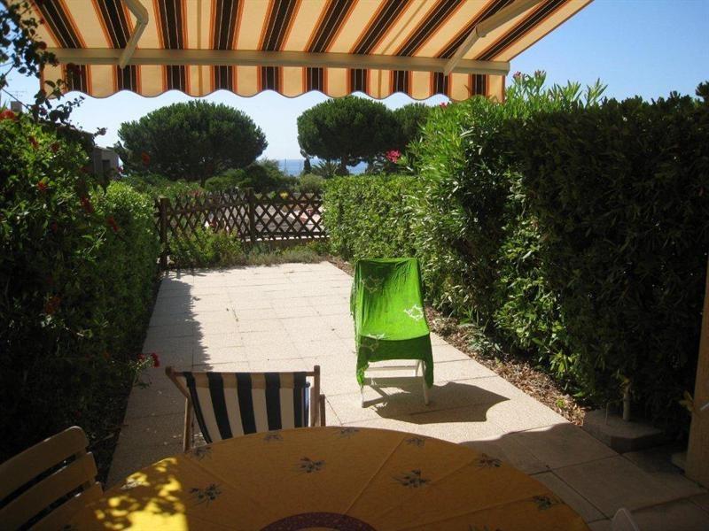 Location vacances appartement Les issambres 540€ - Photo 1