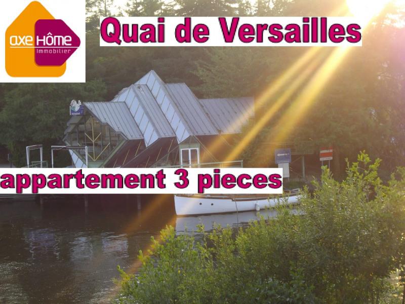 Vente appartement Nantes 152000€ - Photo 1