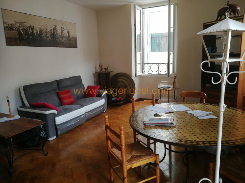 Viager appartement Nice 130 000€ - Photo 1