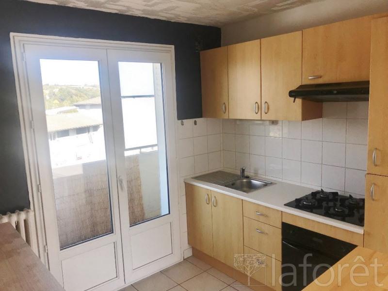 Vente appartement Bourgoin jallieu 89900€ - Photo 2