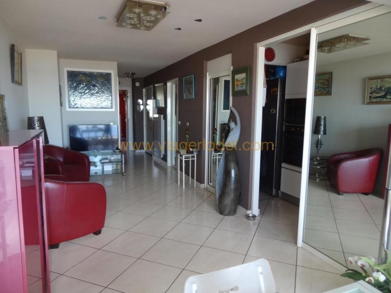 Lijfrente  appartement Palavas-les-flots 115000€ - Foto 2