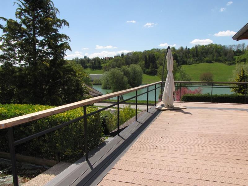 Sale house / villa La balme de sillingy 437000€ - Picture 1